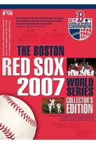 2007 MLB World Series - Boston Red Sox