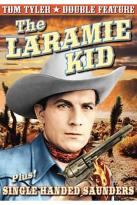 Tom Tyler Double Feature: Laramie Kid (1935) / Single Handed Saunders (1932)