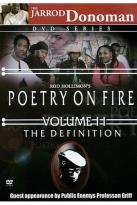 Poetry on Fire - Volume 2: The Definition