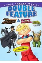 Dennis the Menace/ The Amazing Zorro