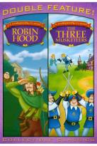 Robin Hood/The Three Musketeers