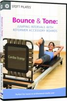 Stott Pilates: Bounce & Tone - Jumping Intervals with Reformer Accessory Boards
