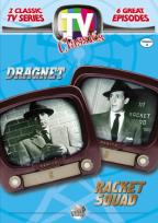 TV Classics - Dragnet/ Racket Squad