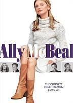 Ally McBeal - The Complete Fourth Season