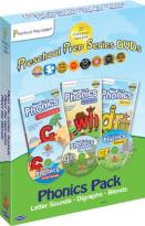 Preschool Prep Series: Phonics Pack