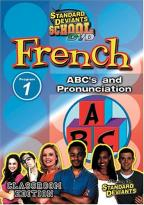 Standard Deviants - French Module 1: ABC's and Pronunciation