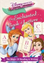 Disney Princess Learning Adventures: The Enchanted Book of Letters
