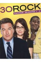 30 Rock: Enorme - Seasons 1-3