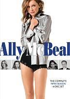 Ally McBeal - The Complete Fifth Season