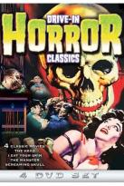 Drive-In Horror Classics (The Head / I Eat Your Skin / The Manster / Screaming Skull)
