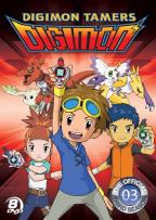 Digimon: Digimon Tamers - The Official Third Season