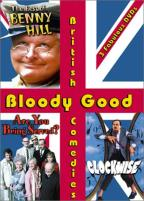 Bloody Good British Comedies - 3 Pack