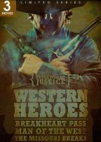 Western Heroes: Breakheart Pass/Man of the West/The Missouri Breaks