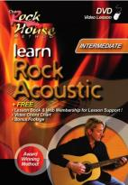 Learn Rock Acoustic - Level 2