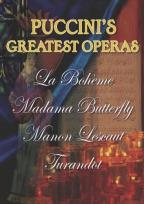 Puccini's Greatest Operas - Box Set