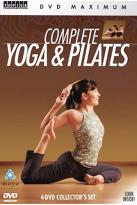 Complete Yoga & Pilates