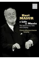 Kurt Masur - A Life in Music