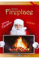 Plasma Art: Santa's Fireplace