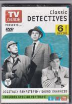 TV Guide Presents - Classic Detectives: 8 Episodes