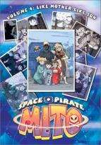 Space Pirate Mito Vol. 4: Like Mother, Like Son