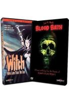 Grindhouse Classics Two-Fer - Joel M. Reed's Blood Bath/The Witch Who Came From The Sea