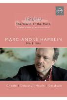 Legato - The World of the Piano - Marc-Andre Hamelin - No Limits