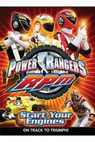 Power Rangers R.P.M. - Vol. 1: Start Your Engines