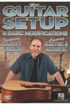 Denny Rauen: More Guitar Setup & Basic Modifications