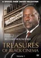 Treasures in Black Cinema - Volume 1