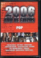 2006 Ano De Exitos - Pop