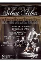 Golden Age of Silent Films - Vol. 1-3
