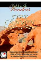 Nature Wonders - Fire Canyon U.S.A.