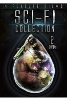 Sci-Fi Collection - 4 Feature Films