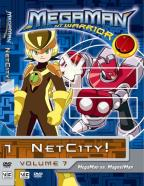 Megaman: NT Warrior - Vol. 7: Netcity!