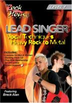 Lead Singer Vocal Techniques: Hard Rock to Metal - Level 1