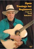 Fred Sokolow: Open Tunings for Beginners