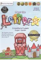 Preschool Prep Series: Meet the Letters