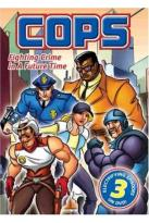 C.O.P.S. - Fighting Crime In A Future Time