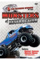 Monster Of Destruction: Monster Trucks