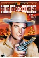 Sheriff of Cochise, Vol. 4