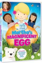 Martha & Friends: Martha's Magnificent Egg
