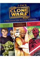 Star Wars: The Clone Wars - A Galaxy Divided/Clone Commandos/Darth Maul Returns