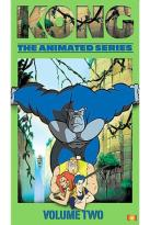 Kong: The Animated Series - Vol. 2