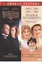 Remains of the Day/Sense and Sensibility