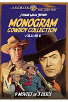 Monogram Cowboy Collection, Vol. 5: Starring Johnny Mack Brown