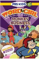 WordGirl: Monkey Business