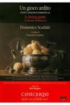 Daring Game: 12 Thematic Variations on Domenico Scarlatti