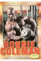 Ronnie Coleman: First Training Bodybuilding