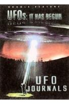 When UFOs Attack Pack: It Has Begun &amp; UFO Syndrome