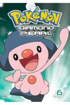 Pokemon: Diamond &amp; Pearl - Vol. 6